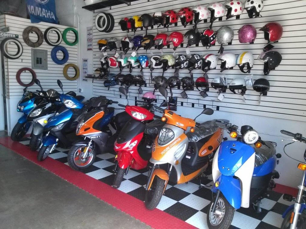 motor scooter shop west palm beach moped repair palm