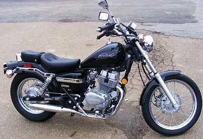 2007 Honda Rebel 250cc