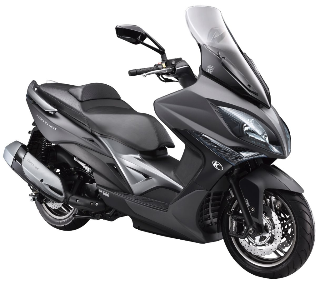 Kymco 400CC Scooter -