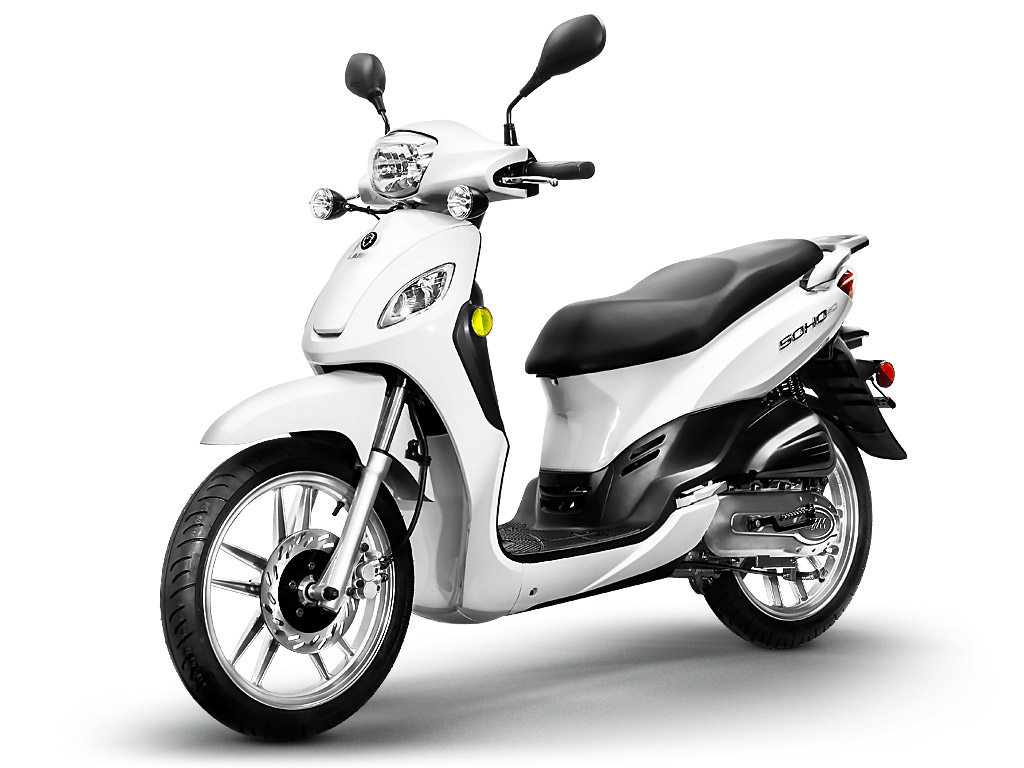 Lance 50cc Scooters -