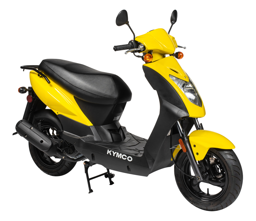 Kymco 125cc Scooters -