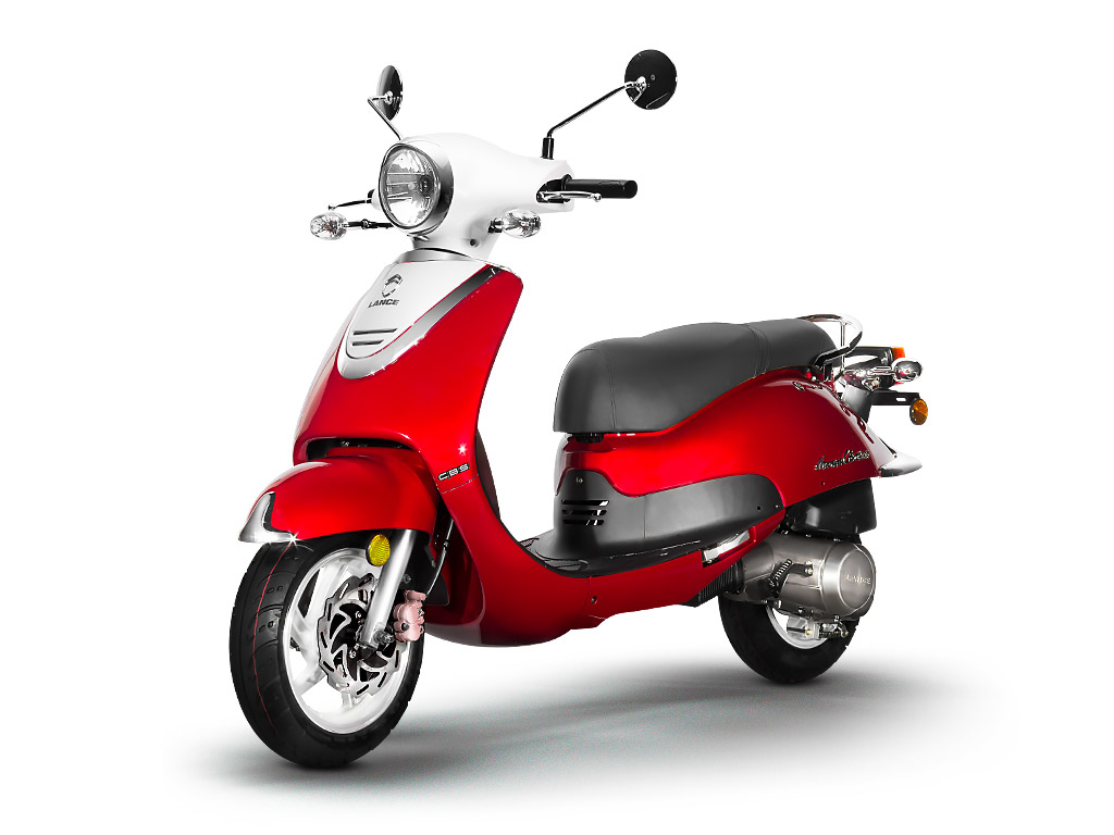 Lance 200 Scooters -