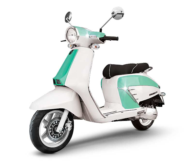 Lance 125 Scooters -
